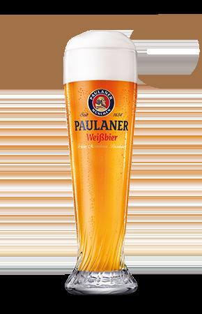 保拉纳酵母型小麦啤酒(天然浑浊)