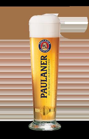 保拉纳无醇小麦啤酒